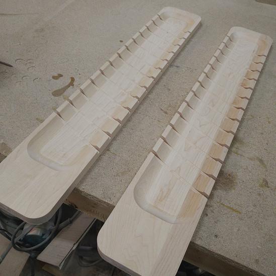 Wood Bread Cutting Board