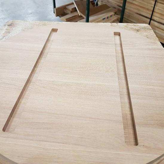 Custom CNC Milled Wood