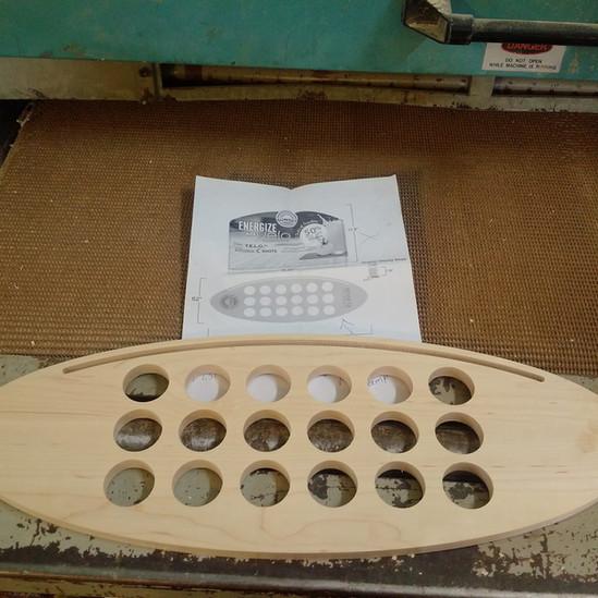 Custom CNC Wood Cut Out