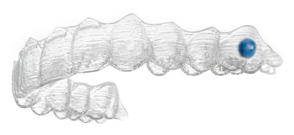 SmartTrack® clear aligners