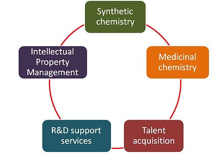 Medicinal chemistry services