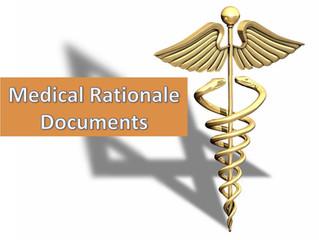 Preparing Medical Rationale Document for Regulatory Agencies