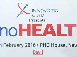 Conference Coverage Report - InnoHealth 2016
