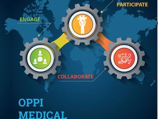 Sponsoring OPPI Medical Forum, Mumbai 3rd May 2018