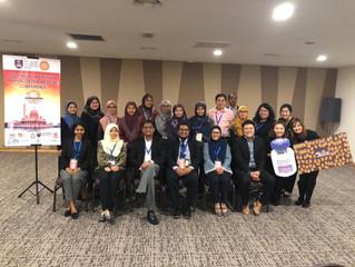 Participated in Annual Malaysian Rehabilitation Medicine Conference in MALAYSIA.