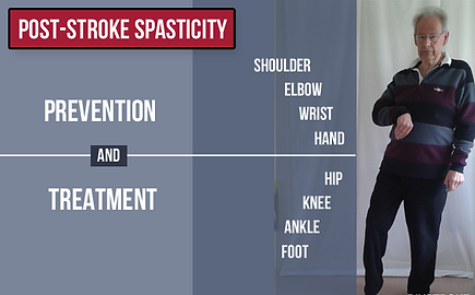 Post-Stroke Spasticity Meeting
