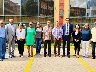 Participated in EADSG Meeting, Kenya