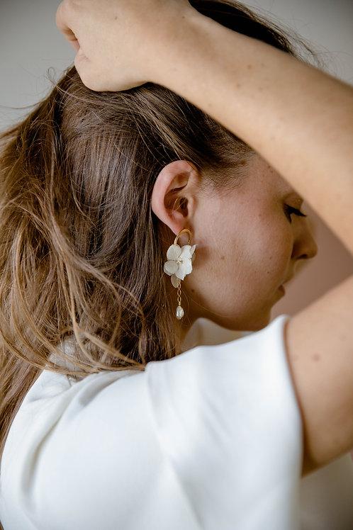 SUZANNE - Boucles d'oreilles