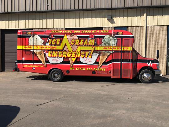 Ice Cream Emergency - CT/NJ