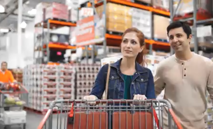 """Costco """"First Choice"""""""