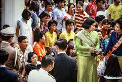 A Royal Journey Among the Smiling Faces of Thailand