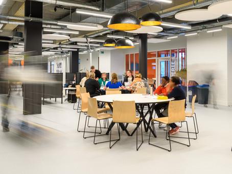Stfran.: een school met duurzaam design