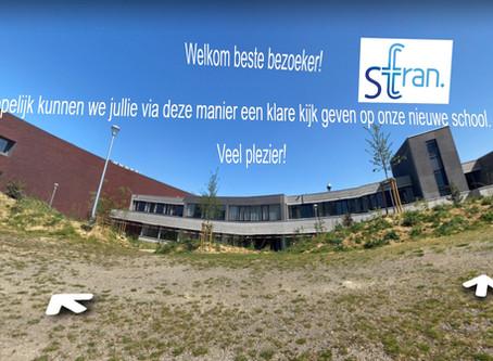 Bezoek Stfran. nu ook virtueel en in 360°