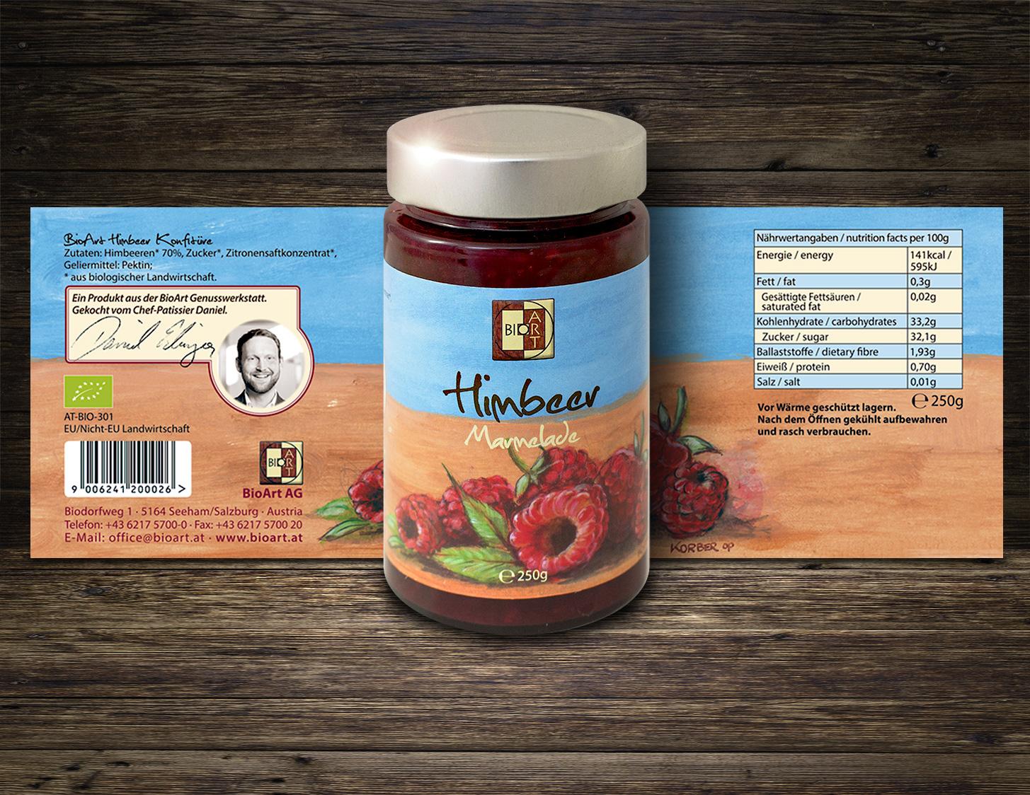 Marmelade, wie bei Oma.