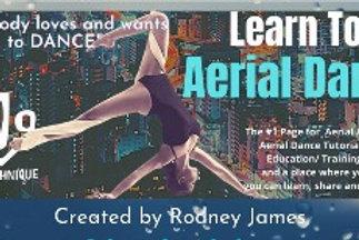 Aerial Dance Masterclass Part 1