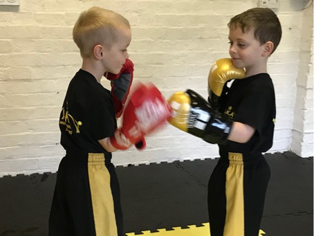 12 Benefits of martial arts for children