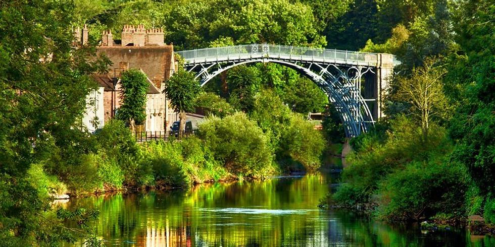 Ironbridge, World Heritage Site, Shropshire