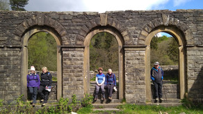 May weekend 2019 - Derbyshire