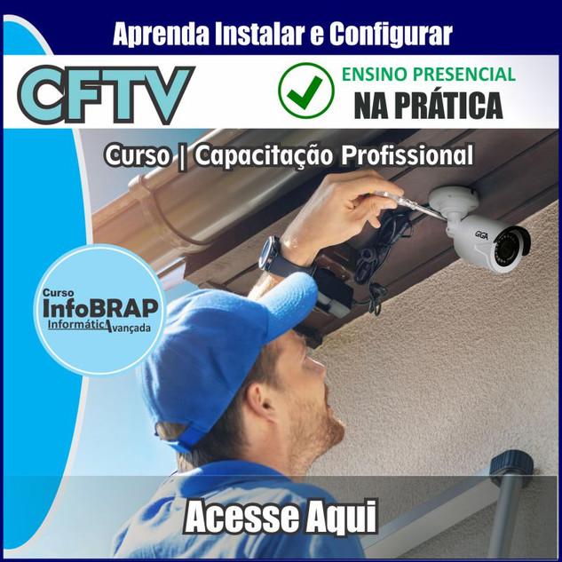 Curso de Cftv Pro1 - Instalação e Configuração de Câmeras
