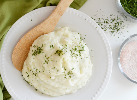Best Mashed Potatoes Ever