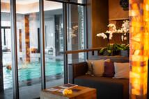 Instalações de spa