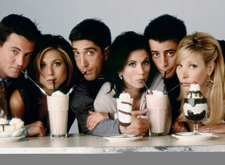 Why 2020 is officially the year of 'Friends' for BUILD Peoria