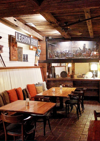 The Coachmans Lounge