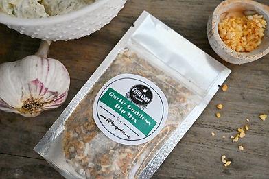 fifth gen gardens garlic dip mix