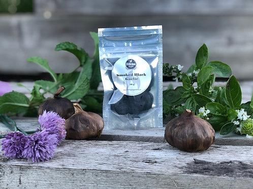 Smoked Black Garlic