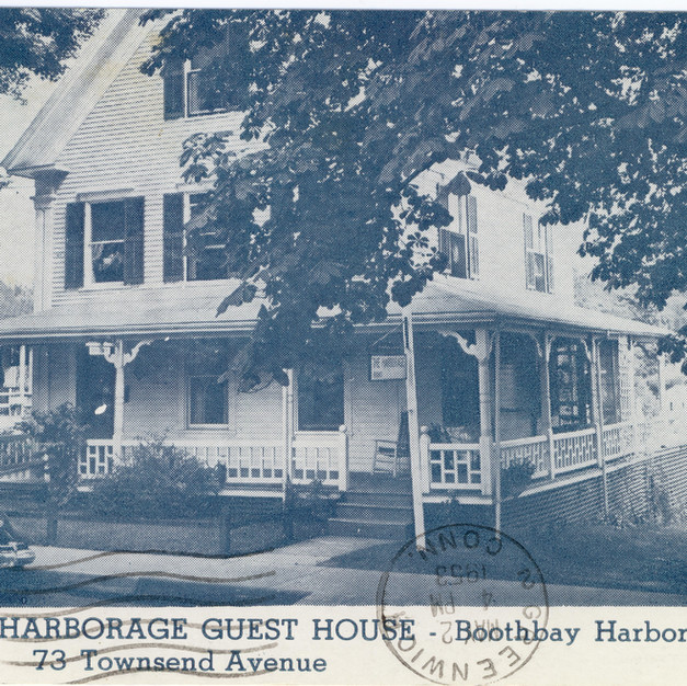 Historic Harborage Inn