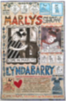 Marlys_Show_PosterWB.jpg