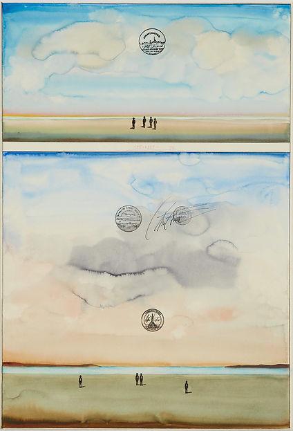 Lot 15, Saul Steinberg 2.jpg
