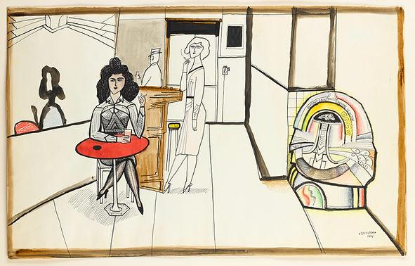 Saul Steinberg, Catalogue Image.jpg