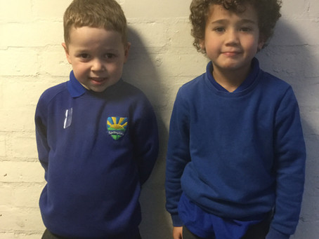 Springdale Primary Sports Council Members.