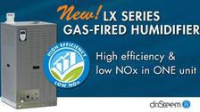GTS® humidifier LX series