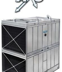 "Evapco Launches New Cooling Tower, ""AXS"""