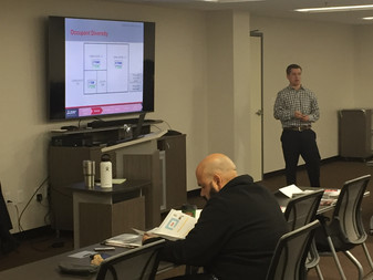 Chesapeake Systems, LLC hosts the ME Diamond Designer Seminar