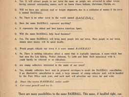 Baseball, Ohio (Part 7)