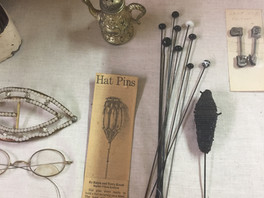 The Hatpin Craze of the 20th Century
