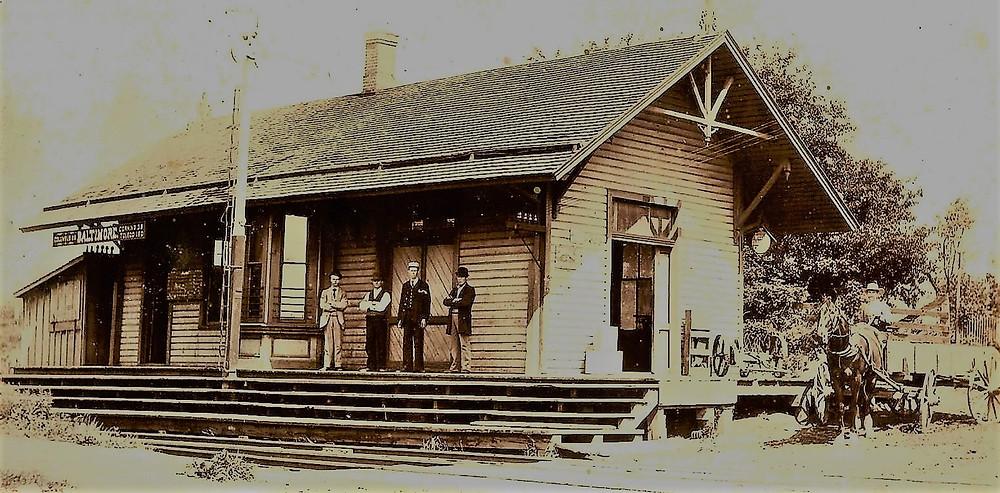 Baltimore Depot