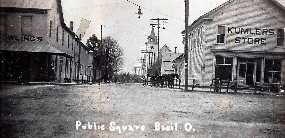 Public Square Basil, Ohio