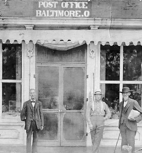 Post Office Baltimore