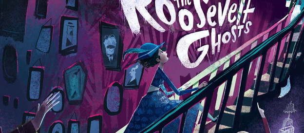 Eleanor, Alice, and the Roosevelt Ghosts Wins Merit Award!