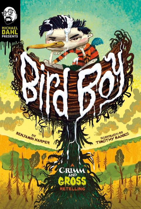 Bird Boy Cover - Capstone Press