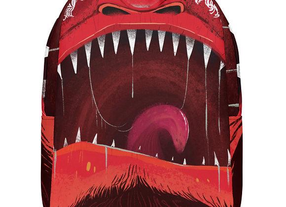 Edgar 'Monster Mouth' Backpack