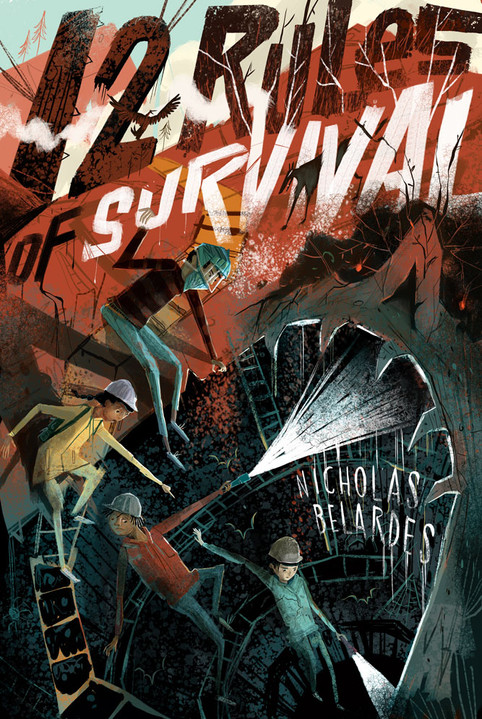 12 Rules of Survival Cover - Arizona Sta