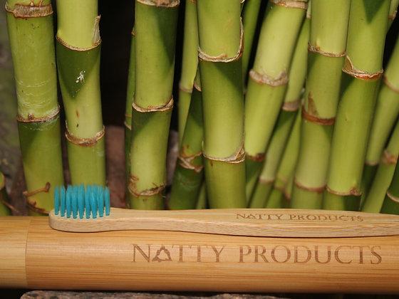 Children Bamboo Toothbrushes
