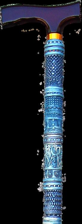 Light Blue Cane