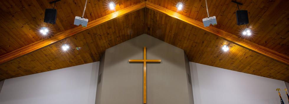 Castle Rock Christian Church New Speakers