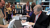 BEA, michael seth starr, Michael Starr, New York, Manhattan, City,  book signing, NYC, Ringo Starr with a little help, jacob javits center, ringo, beatles, rock, rock and roll, music, drummer, drums, drumming, biography, Ringo, Ringo Starr